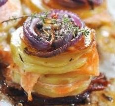 Millefeuille legumes hiver 2